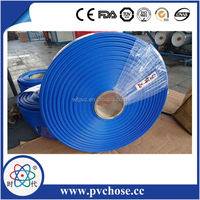 1 2 3 4 inch flexible pvc water hose