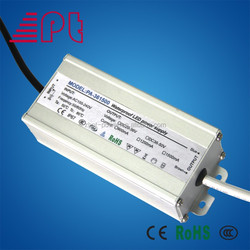 1500mA 50w waterproof electronic led driver for led pannel light