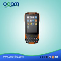 OCBS-D8000---High quality touch screen rugged pda barcode scanner android in China