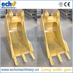excavator ditch trenching bucket,skeleton bucket from China foundry price