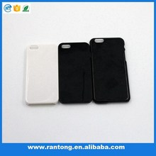 Main product custom design 2d plastic sublimation phone case for promotion