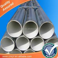 hot dipped galvanized rigid steel conduit pipe