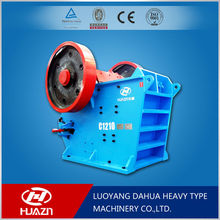 Building material crushing used rock stone jaw crusher supplier