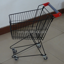Supermarket Shop Trolley Used Child