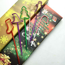 Novelty Christmas shape gift pen