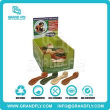 Pet Dog Dental Care Store Corrugated Modular Display Box