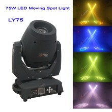 Chinese bright 75W LED Moving Head Light