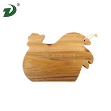 Caoxian wood bamboo bulk purchase fashion modeling cutting board