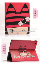 Hot Selling PU Leather Magnetic Smart Cover Skin Case Shell For iPad