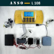 Factory directly supply combination hotel safe electronic combination safe access control timed lock system