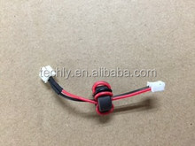 UL 1007 26AWG Black and Red wire with 2.0 pitch connector + RH Coil to 2.0 wafer
