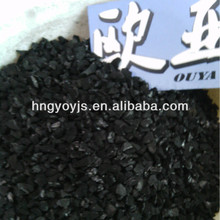 Selected material activated carbon coconut shell sale well overseas