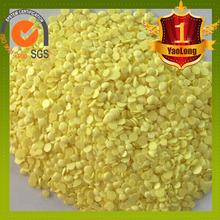 sulfur 90% Agricultural granule sulphur