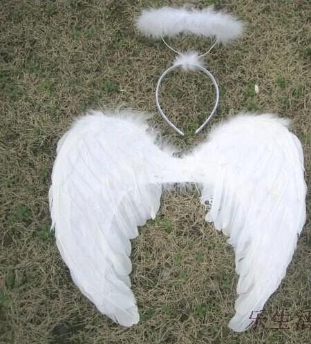 Крылья ангела для ребенка своими руками 41