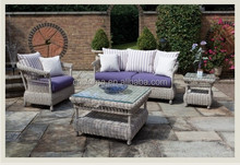 2015 Sigma New arrival all weather free hotel outdoor pe rattan furniture
