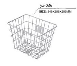 2015 Steel Bicycle Basket/stainless steel basket/strong basket
