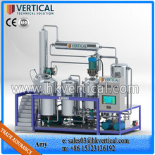 VTS-PP PLC Control Oil Filteration Equipment Transformer Oil Testing Equipment