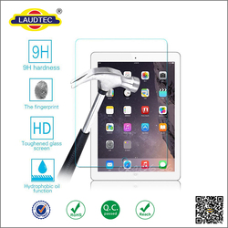 """China Factory ! 0.3mm 2.5D 9H 12.9"""" Tempered glass Screen Protector for IPad Pro 12.9"""" ----- Laudtec"""
