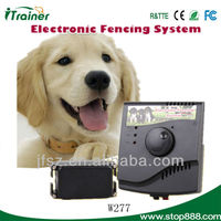 Electronic dog fence, wireless dog fence, indoor pet fencing, portable fences for dogs
