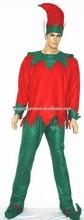 Venta al por mayor de china santa disfraces/elf de navidad disfraces plmc- 1021