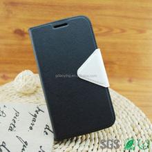 Colorful leather case for Alcatel POP C7 case