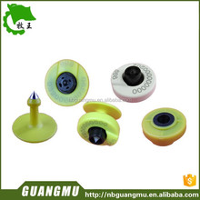 cow/cattle/sheep/goat/pig animal electronic ear tag (button shape, flag shape)