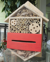 Wooden Insect Hotel Butterfly House Ladybug House Lacewing House For Sale