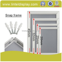 Aluminum Snap Frame A4 Picture