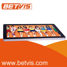 Easy-to-install Android Tablet avp lcd attraction for advertisings