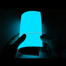 various kinds of color waterproof soft light EL product