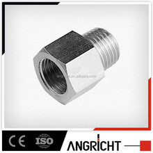 B409 Hexagon head bsp male and female threaded pipe fittings