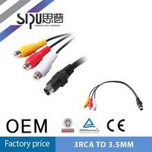 SIPU 3.5mm waterproof jack plug bluetooth adapter to usb converter