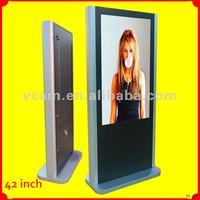 "42"" Indoor Touch Screen Wifi/3G Ad Lcd Computador All In One"