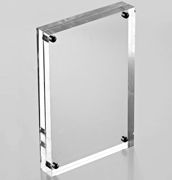 Best sale clear mini acrylic photo frame