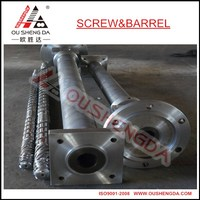 Screw Barrel for PE/PP/HDPE/LDPE Blow molding/Film/Plastic Bag