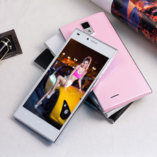 100% Original 5.0 Inch MTK6572 1.2GHz Dual Core QHD Screen Android 4.4 wifi bluetooth Chinese brand Mobile Phone