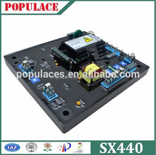 high procision 5kw avr SX460 power max generator parts for diesel generator