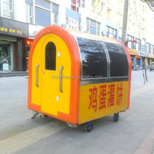 hot sales mobile fast food van for sale