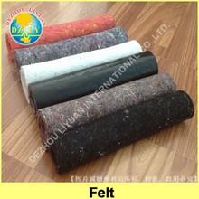 Eco-friendly nonwoven greenhouse felt carpet in roll