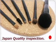 High quality japan make-up brush for reasonable price made in China.