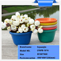 New product high quality garden decoration flowers and plants pot/artifical flowers and artifical plants