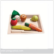 Toy Chicken Lays Eggs , Wooden Cake , Wooden Play Set