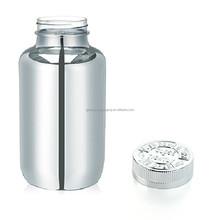chromed 250ml PETpet 5 gallon bottle