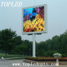 P12 long life span rgb outdoor full color led display