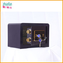 Metal wall mounted laptop strong box with combination lock
