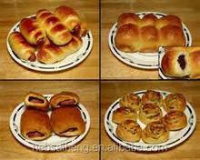 Standard Toast bread /bun /french bread roll production line