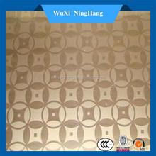 decorative metal sheet