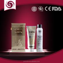 2015 100% Natural & Organic Hair Dye Shining More and more coloring Hair Color dye Cream