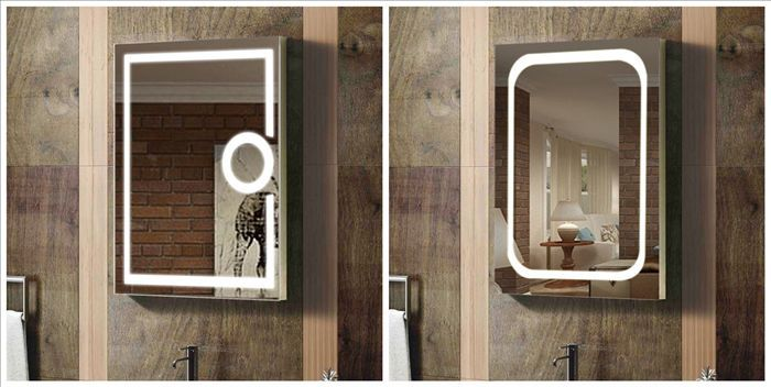 Vanity with Lighted Mirror for Hotel Bathroom, View Vanity with Lighted Mirror, NRGVanity with ...