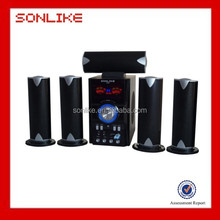 5.1 home theatre subwoofer with karaoke/usb/sd/led/remote control
